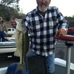 Scott Smith, Berryessa, 5 lbs, Football jig